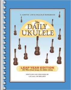 The Daily Ukulele by Jim and Liz Beloff - Ukulele history