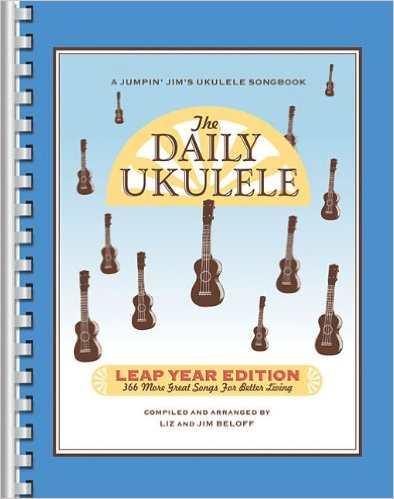 The Daily Ukulele by Jim and Liz Beloff - Ukulele history