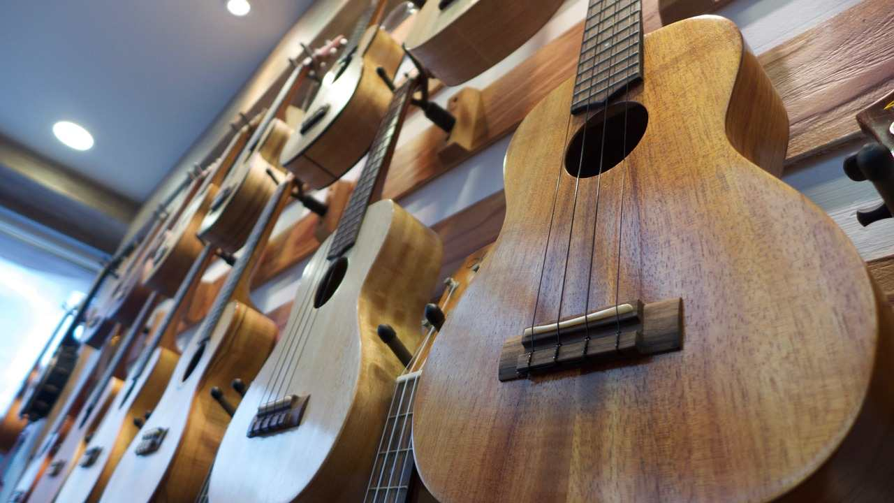 all about the different ukulele types sizes sound and tuning. Black Bedroom Furniture Sets. Home Design Ideas