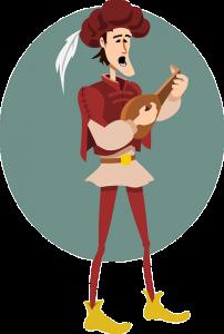 Ukulele history troubadour