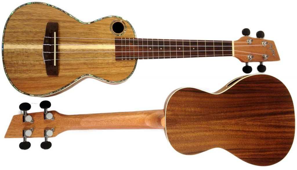 Baritone ukulele tuning. Ukuleles